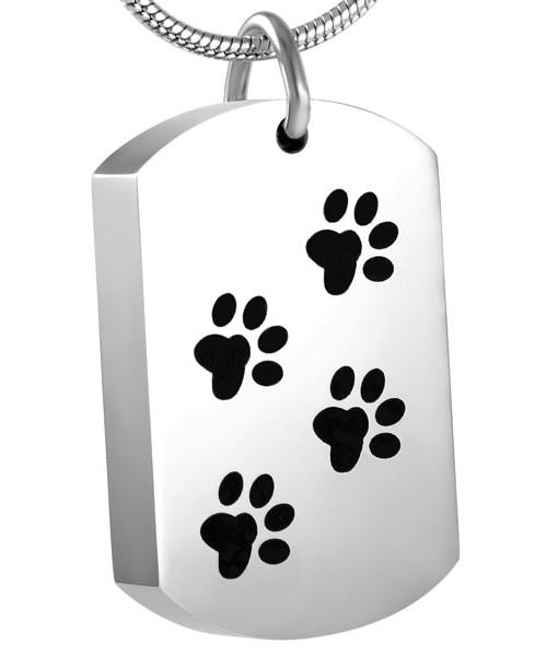 paws dog tag