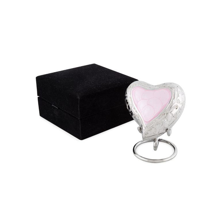 keepsake heart urn b
